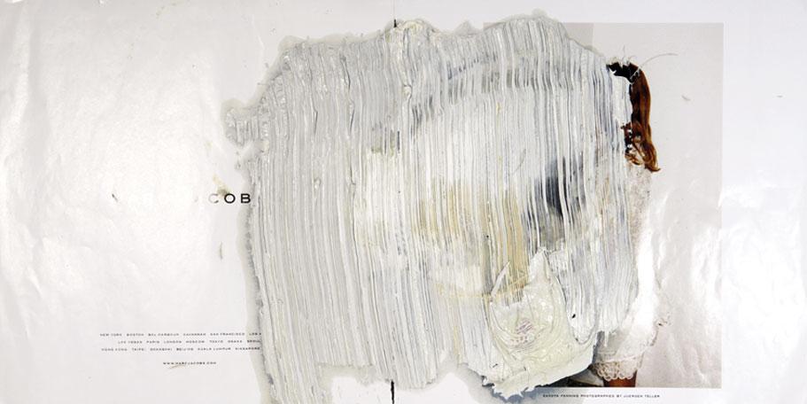 ADVERTISEMENT C-PRINT DIASEC FRAMED 2010   120 x 200 cm
